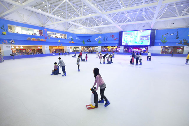 Vinpearlland Ice Rink