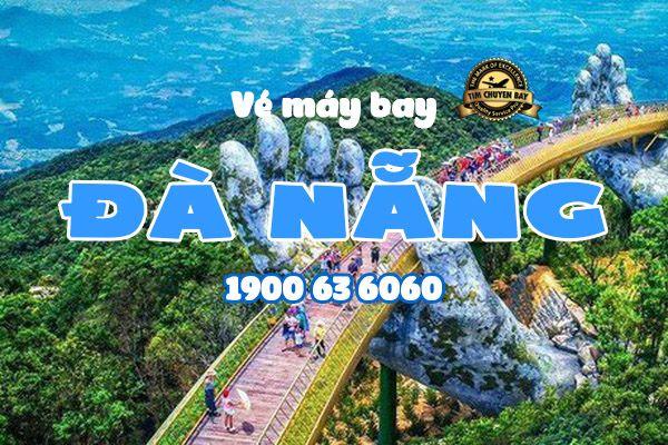 Vé máy bay Phú Quốc đến Đà Nẵng